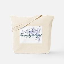 Neurophysiologist Artistic Job Design wit Tote Bag