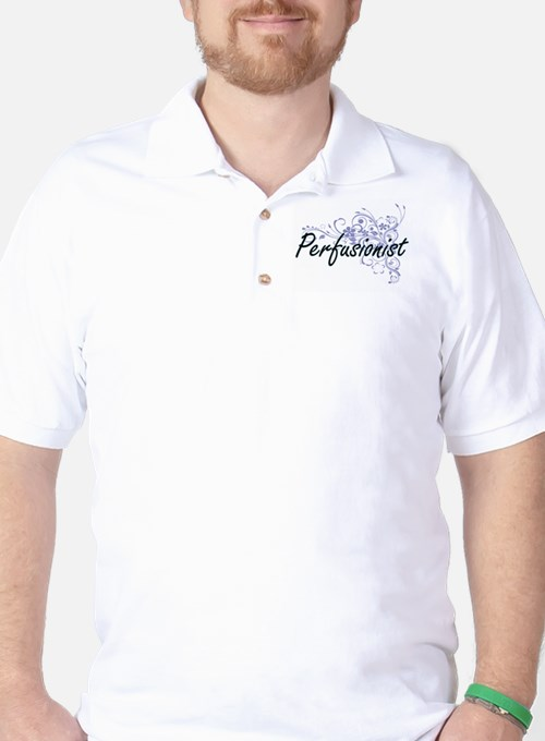 Perfusionist Artistic Job Design with F T-Shirt