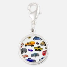 Cars and Trucks Charms