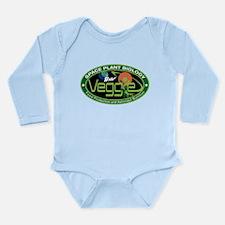 NASA's Veggie Program Long Sleeve Infant Bodysuit