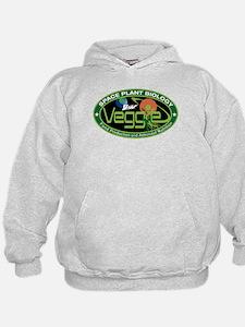 NASA's Veggie Program Logo Hoodie