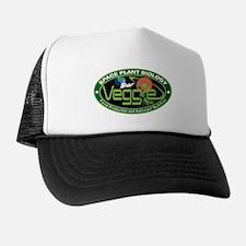 NASA's Veggie Program Logo Trucker Hat