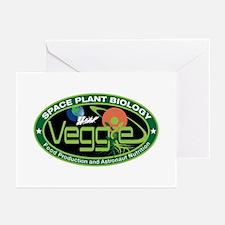 NASA's Veggie Program Lo Greeting Cards (Pk of 10)