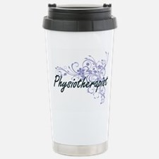 Physiotherapist Artisti Stainless Steel Travel Mug