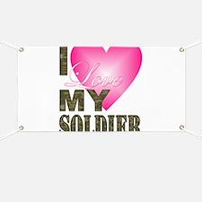 I love my soldier Banner