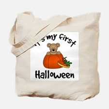 Baby's 1st Halloween Tote Bag