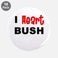 "bush2.png 3.5"" Button (10 pack)"