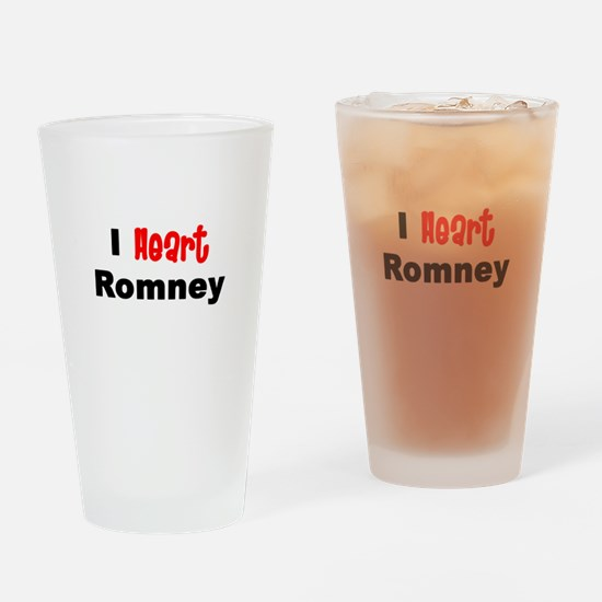 romney2.png Drinking Glass
