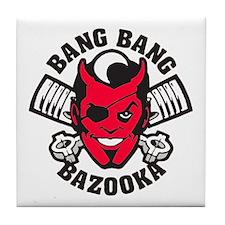 Cool Bang Tile Coaster