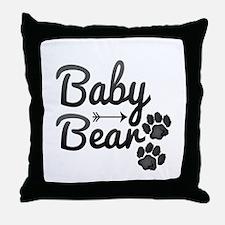 Cool Newborn Throw Pillow