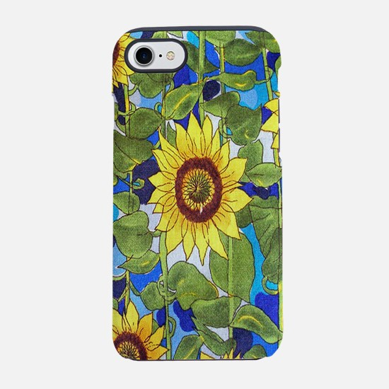 Country Sunflowers iPhone 8/7 Tough Case