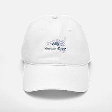 Quality Assurance Manager Artistic Job Design Baseball Baseball Cap