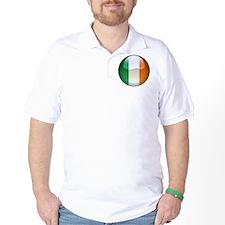 Ireland Flag Jewel T-Shirt