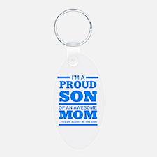 Cute Son Keychains