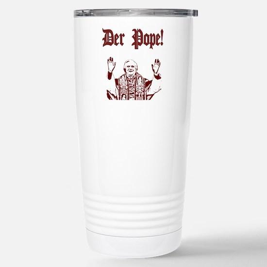 Der Pope! Mugs