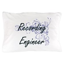 Recording Engineer Artistic Job Design Pillow Case