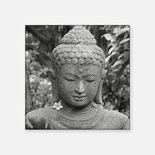 BUDDHA IN GREY Sticker