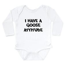 Funny Food type Long Sleeve Infant Bodysuit