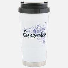 Researcher Artistic Job Travel Mug