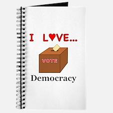 I Love Democracy Journal