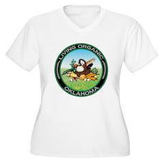 Living Organic Oklahoma T-Shirt