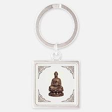 BUDDHA STATUE Keychains