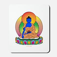 Blue Medicine Buddha Mousepad