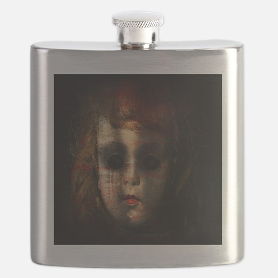 Funny Horror Flask