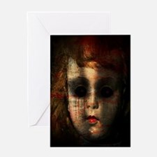 Baby Doll Greeting Cards