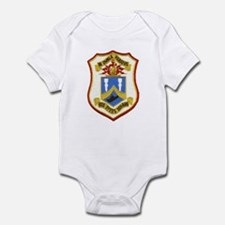 USS DYESS Infant Bodysuit