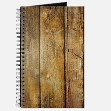 Dark Wood Journal