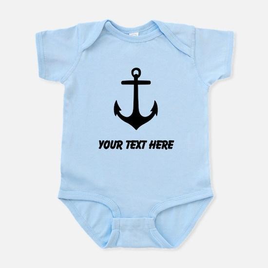 Ship Anchor Body Suit