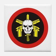 BOPE - BRAZILIAN SPECIAL OPS Tile Coaster
