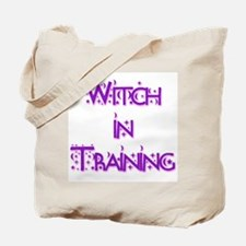 Witch in Training 2 Tote Bag