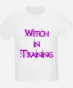 Witch in Training 2 T-Shirt