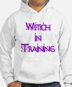 Witch in Training 2 Hoodie