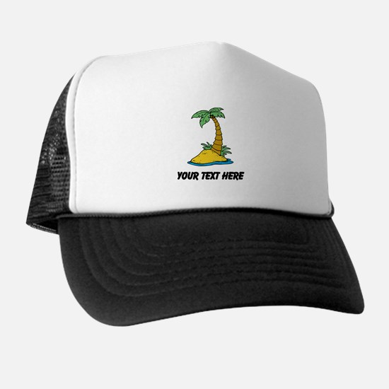 Secluded Island Trucker Hat