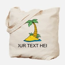 Secluded Island Tote Bag