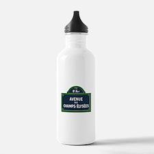 Avenue des Champs Elys Water Bottle