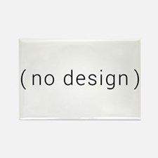 no design (black) Magnets