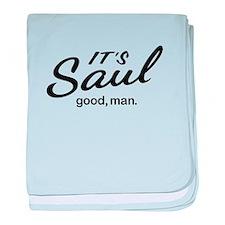 It's Saul good, man. baby blanket