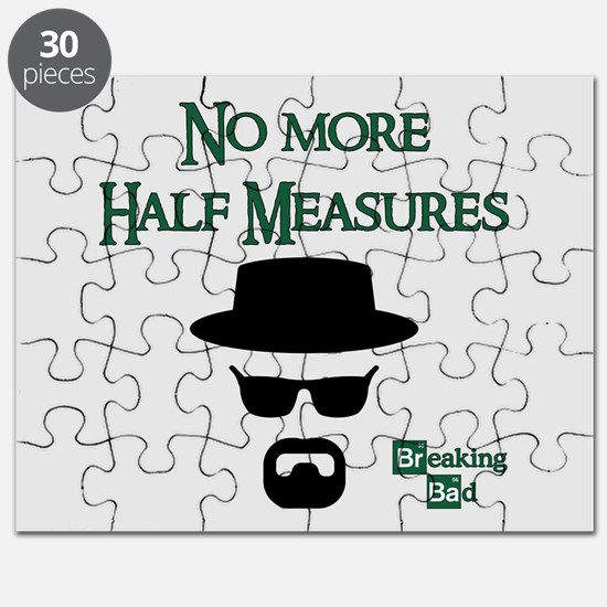 BREAKINGBAD HALF MEASURES Puzzle