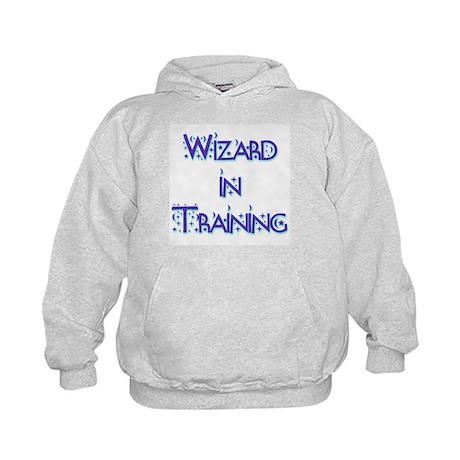 Wizard in Training 1 Kids Hoodie