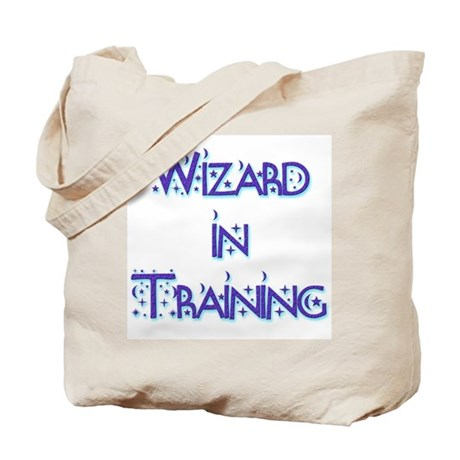 Wizard in Training 1 Tote Bag