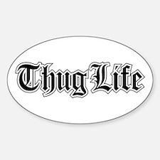 Thug Life Decal