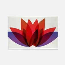 Lotus flower petals Magnets