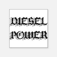 Diesel Power Sticker