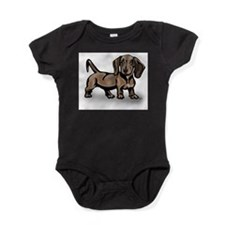 Cute Official hot dog lover Baby Bodysuit