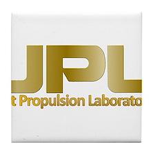 JPL Logo Tile Coaster