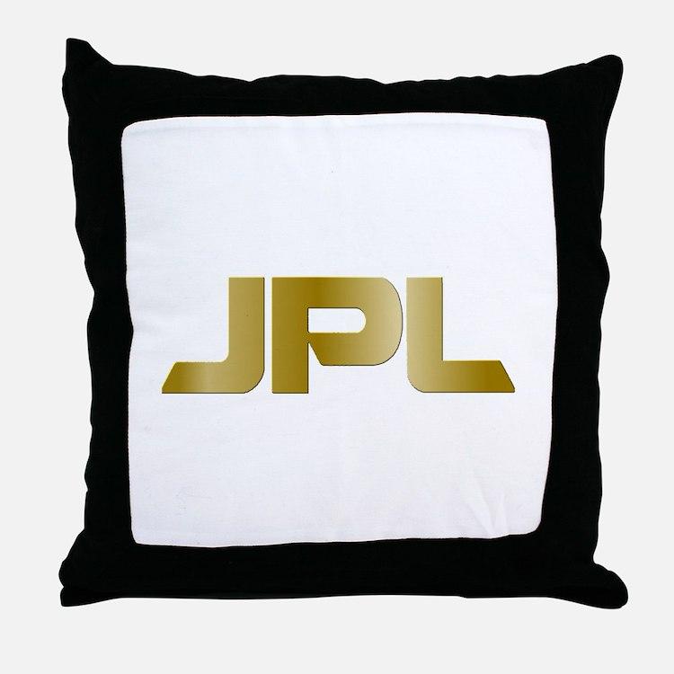 JPL @ 50! Throw Pillow